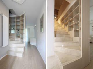 Koridor dan lorong oleh JFD - Juri Favilli Design, Minimalis