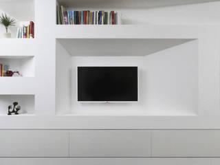 Living room by JFD - Juri Favilli Design, Minimalist