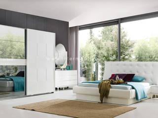 İnter Mobilya – Berrak Beyaz Yatak Odası - Intermobilya.com:  tarz