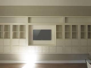 Living room by JFD - Juri Favilli Design, Rustic