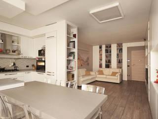PROJECT WAS DELETED!: Cucina in stile in stile Moderno di JFD - Juri Favilli Design