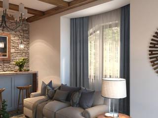 Artichok Design Living room White
