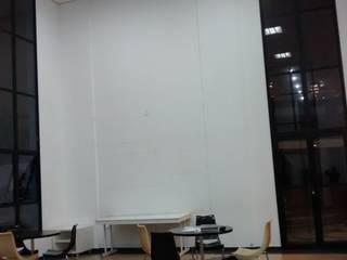 Reforma de Salão de Festas: Locais de eventos  por b² Arquitetura e Interiores,Moderno