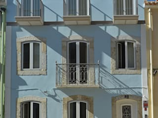 od Borges de Macedo, Arquitectura.