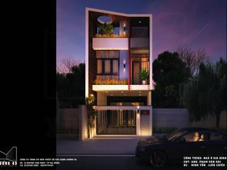 :   by Công ty TNHH Tư vấn thiết kế thi công kiến trúc xây dựng Xưởng 43