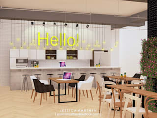 :  Ruang Makan by JESSICA DESIGN STUDIO