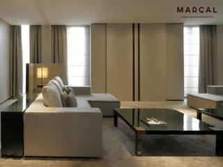 Dormitorios modernos: Ideas, imágenes y decoración de MARÇAL Moderno