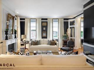 Ruang Keluarga oleh MARÇAL, Modern