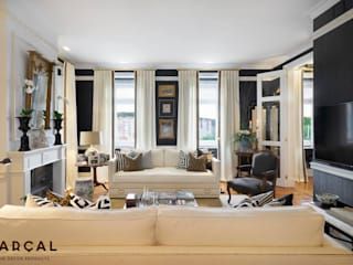 Living room by MARÇAL, Modern