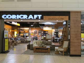 Coricraft - Eastgate Extension:   by Vashco Pty Ltd,