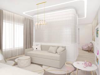 Chambre fille de style  par ARCHDUET&DA