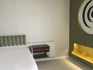 Casa Foz do Douro ( Parte Suite) Quartos modernos por Pipim Studio Moderno