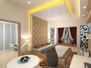 Modern bathroom by Gurooji Designs Modern
