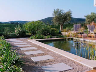 Jardim Gião: Jardins  por JARDIMGARVE,Mediterrânico