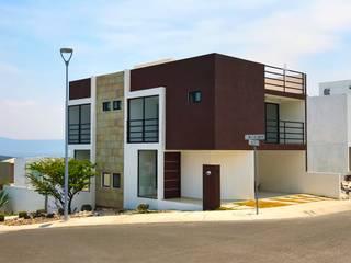 Agave # 6: Casas de estilo  por Sesife Arquitectura