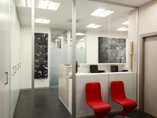 JFD - Juri Favilli Design Modern style study/office