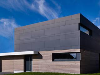 Wohnhaus Jettingen Moderne Häuser von CIP Architekten Ingenieure Modern