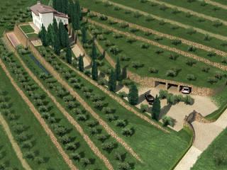 Country house by JFD - Juri Favilli Design, Rustic