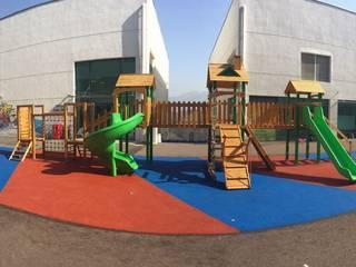 Bersa İç ve Dış Ticaret Ltd. Şti. – Ahşap Oyun Parkı:  tarz Okullar