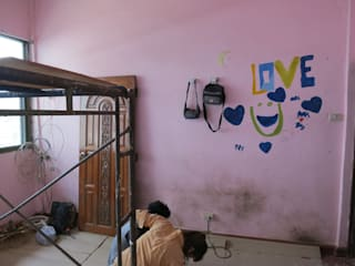 Renovate โดย BAANSOOK Design & Living Co., Ltd.
