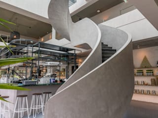 Gastronomy by Van Bruchem Staircases & Interiors