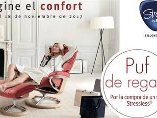 Stressless Promocion Otoño de Maxsalotti Sofas Moderno