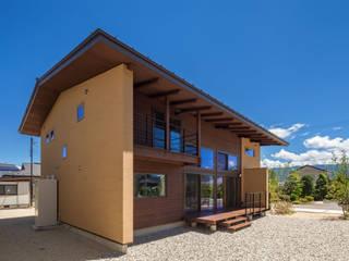บ้านและที่อยู่อาศัย by 株式会社 哲・Braveデザイン工房