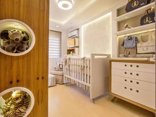 dormitório de bebê por ELEVO ARQUITETURA