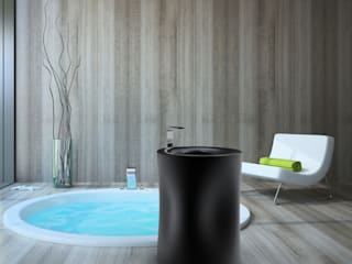 Lavabo MACK:  in stile  di Studio Ferrante Design