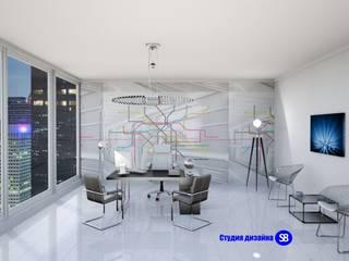 Lojas & Imóveis comerciais modernos por 'Design studio S-8' Moderno
