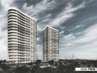OZAN TWİN TOWERS Neon Mimarlık Modern