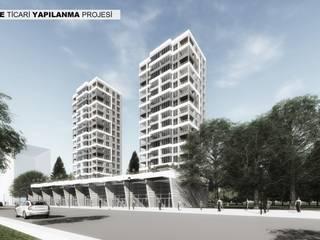 MEKATRONİK KONUT PROJESİ Neon Mimarlık Modern