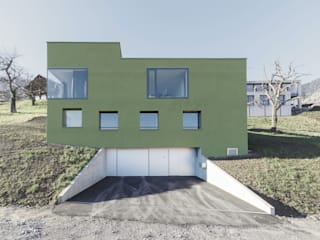 Maison Catanese Choëx par François MEYER ARCHITECTURE Moderne