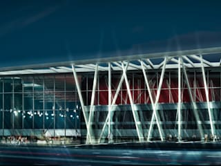 CİHANBEYLİ KÜLTÜR MERKEZİ Neon Mimarlık