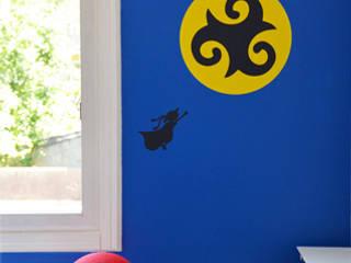 Pigment des Belettes Стіни & ПідлогиНастінні татуювання