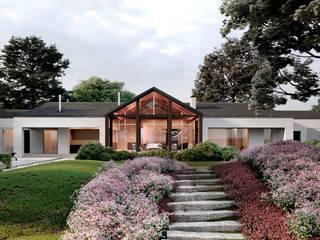 Частный жилой дом в Камышевахе: Дома в . Автор – Архитектурная студия Чадо