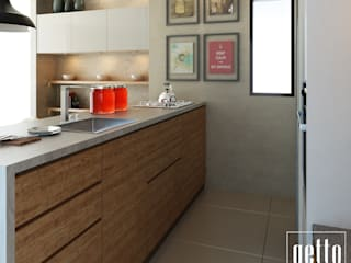 Show Unit Panasonic:  Dapur built in by Getto_id