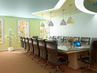 3D Interior Rendering Services by Rayvat Rendering Studio Industrial
