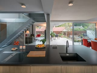 Bloot Architecture Kitchen units Wood Brown