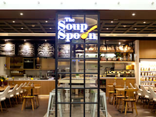 The Soup Spoon:  Restoran by EIGHT IDEA