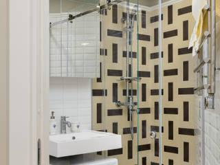 Студия Инстильер | Studio Instilier Eclectic style bathroom