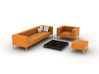 3D Furniture Rendering of Sofa:   by CAD Outsourcing Services