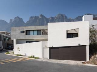 LGZ Taller de arquitectura Modern houses