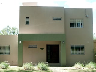 ECOS INGENIERIA Single family home Bricks Green