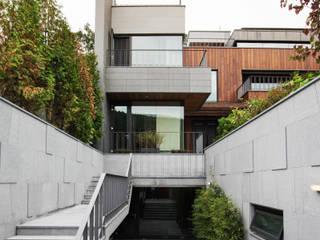房子 by 건축일상, 現代風