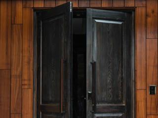 門 by 건축일상, 現代風