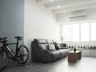 樂宅設計|中和 大順名門II |30坪舊翻新 根據 樂宅設計|系統傢俱
