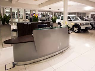 East Cape Motors by Intsika Architects (Pty) Ltd Modern