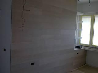 Soloparquet Srl Modern living room Wood