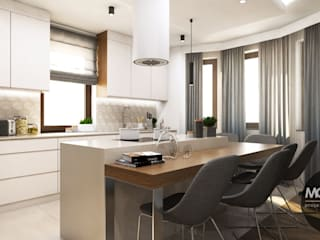 Kitchen by MONOstudio